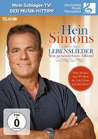 Cover Hein Simons - Lebenslieder [DVD]